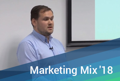 Matej Chyľa - Marketing Mix Praha 2018